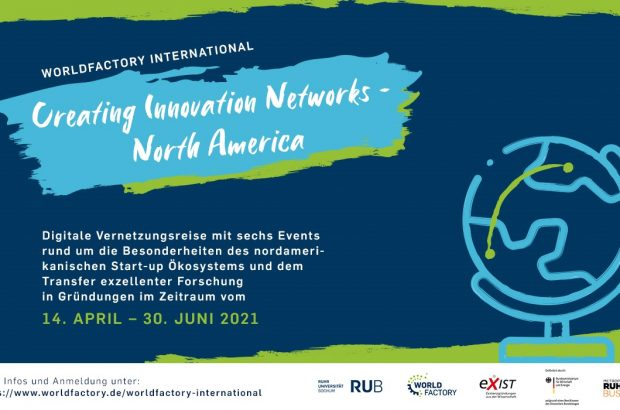 "Digtiale Vernetzungsreise ""Creating Innovation Networks – North America"""