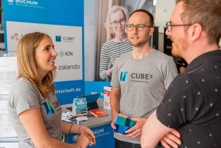 Cube5 Portrait Beratung von Startups