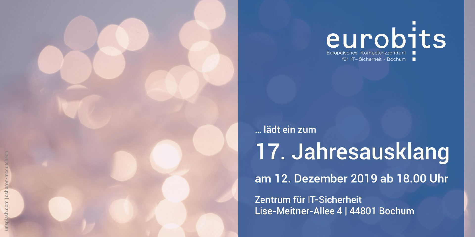 Eurobits Jahresausklang 2019