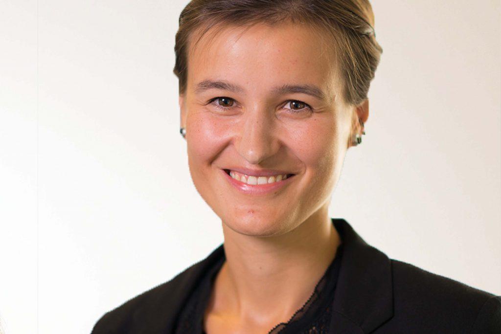 Portrait Frau Schneider