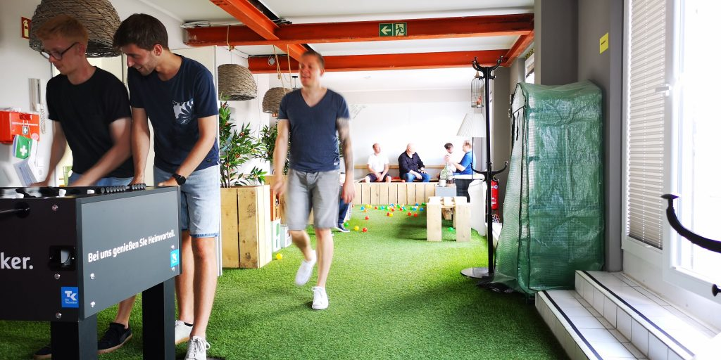Coworking Funkhaus