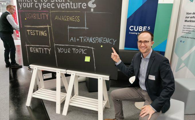 Cube 5 auf der it-sa 2019