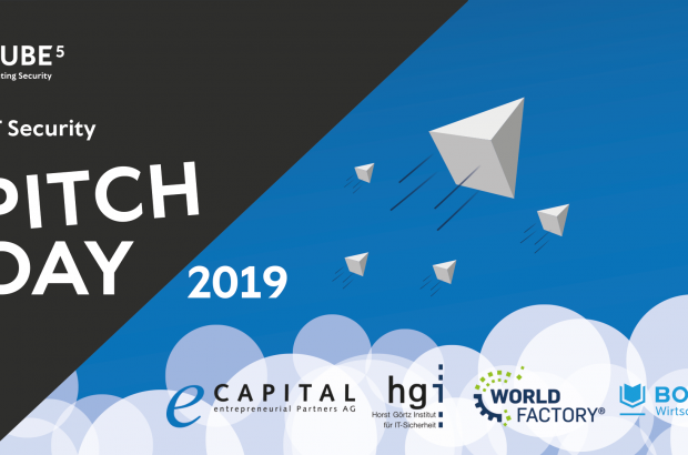 IT Security Pitch Day 2019