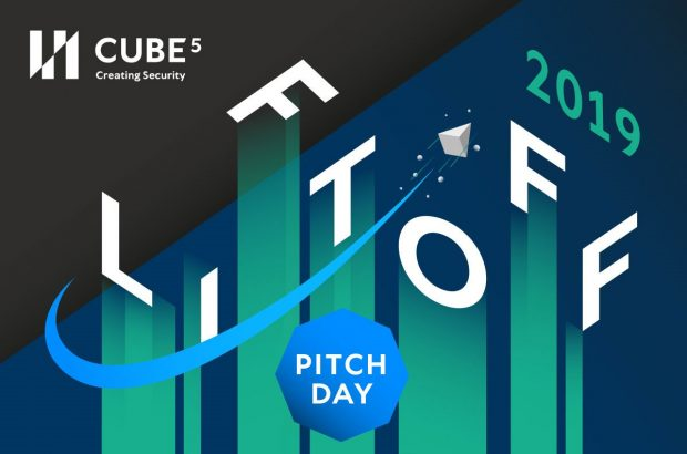 Cube 5 Pitch Day 2019