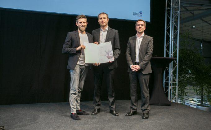Startup qbound gewinnt Gründerwettbewerb