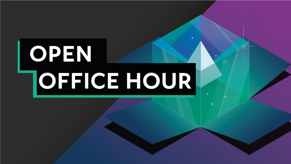 Open Office Hour Cube 5