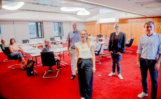 Leuchtturmprojekt Startups © RUB, Marquard