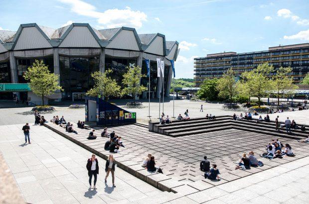 Campus Ruhr-Universität Bochum, Cube 5