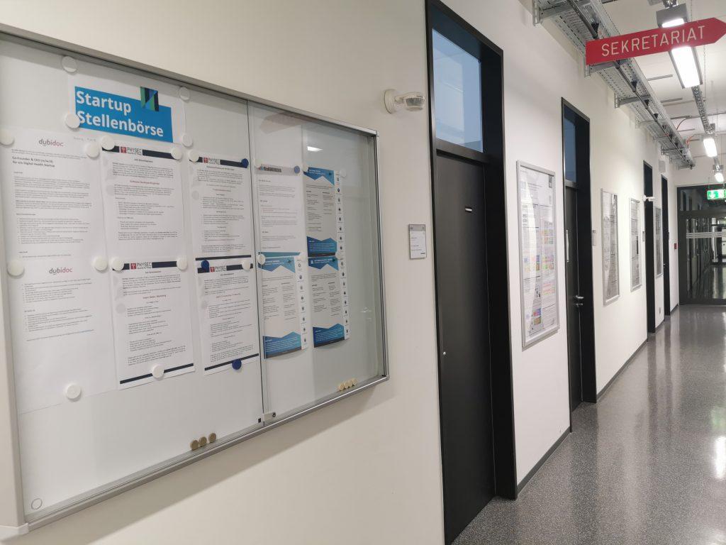 Startup Stellenboerse Rub