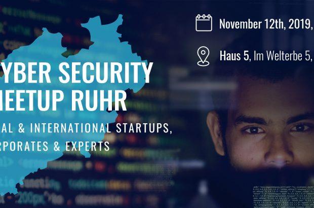Cybersecurity Meetup Ruhr Gründerallianz