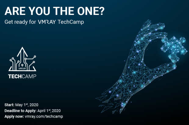 VMRay TechCamp 2020