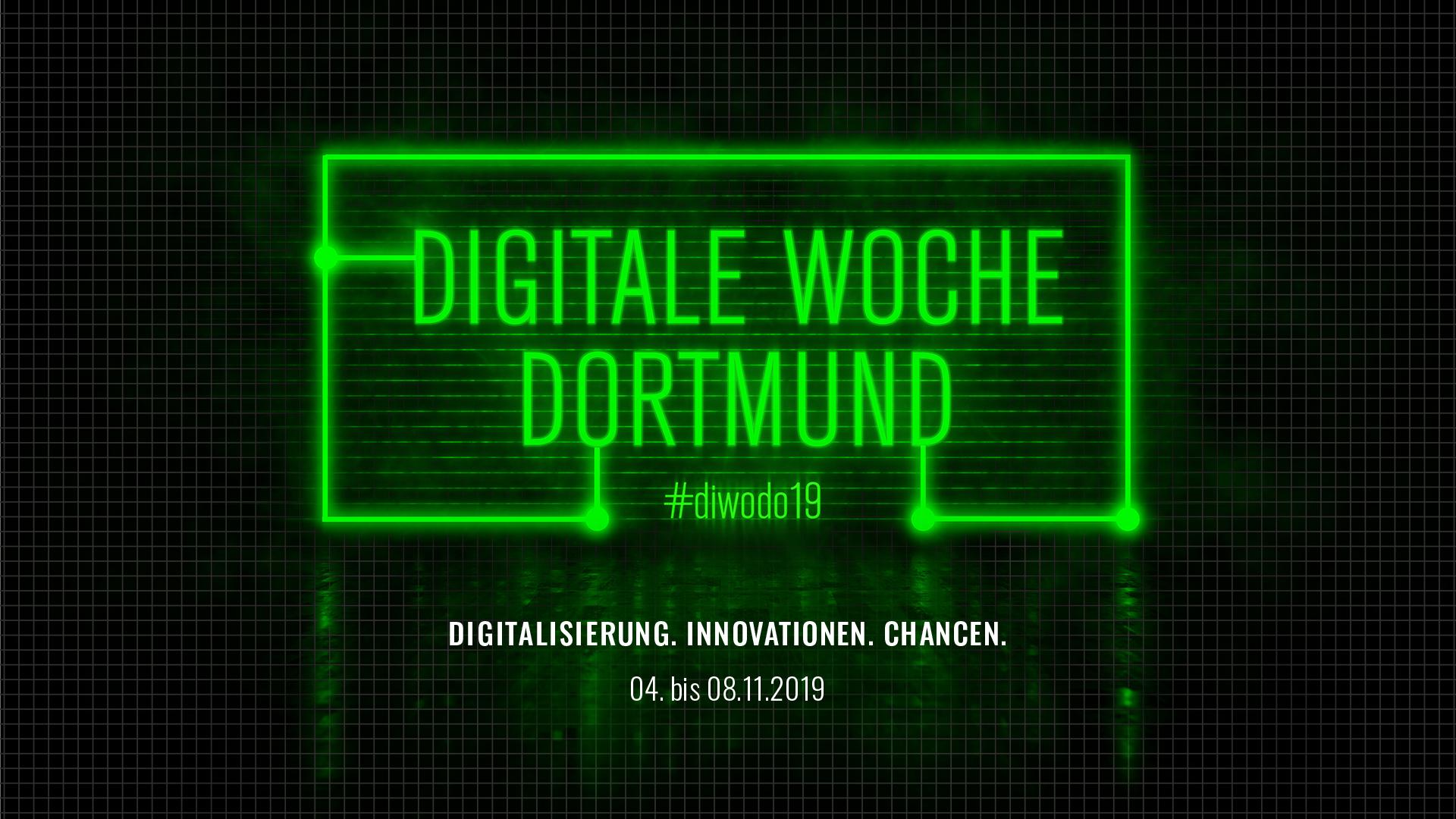 Logo Digitale Woche Dortmund 2019