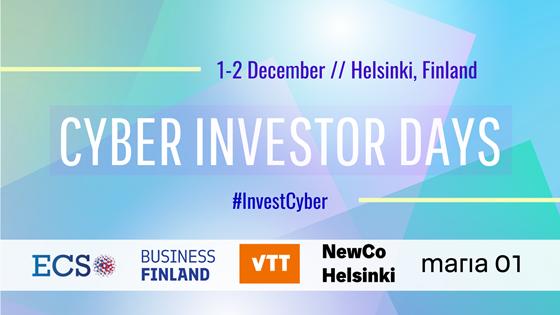 10th Cyber Investor Days